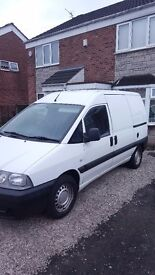 Peugeot Expert 2.0 HDI 2006 128300 miles not Scudo or Dispatch