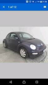 Vw beetle 1.6 sr