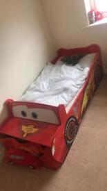 Lightening McQueen beds x2