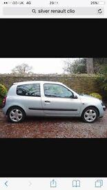 Renault Clio 1.2 extreme petrol