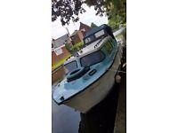 Nautical22 river cruiser