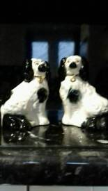 Pair of Beswick Spaniels