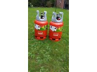 Calor Gas Propane 6Kg Cylinders. Lightweight.