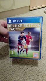 Fifa16 ps4 game