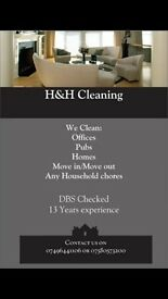 H&H cleaning