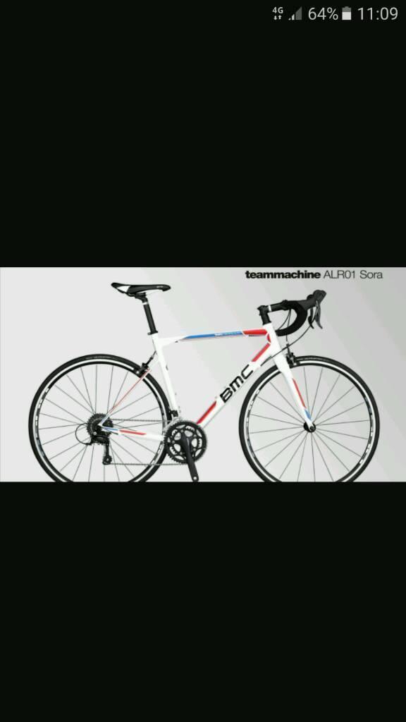 BMC Teammachine ALR01 105 2016 new Road Bike size 60   in Maidenhead ...
