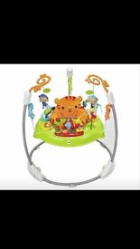 Baby bouncer all toys included