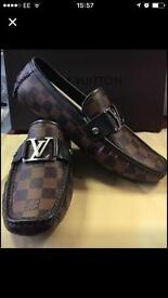 Men's size 7.5 designer shoes