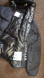 Mens Moncler montcla jacket