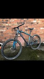 Cube attention upgraded enduro hardtail