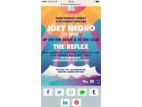2 x ticket for Joey Nego at Prince of Wales Brixton