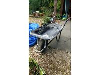 Nearly new wheelbarrow