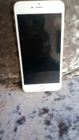 Apple iphone 6+ unlocked in Gold in excellent condition