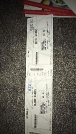 2 standing Saturday oliver heldens tickets