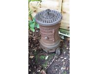 Antique Cast Iron French Stove