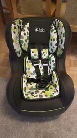 Car seat 0-18