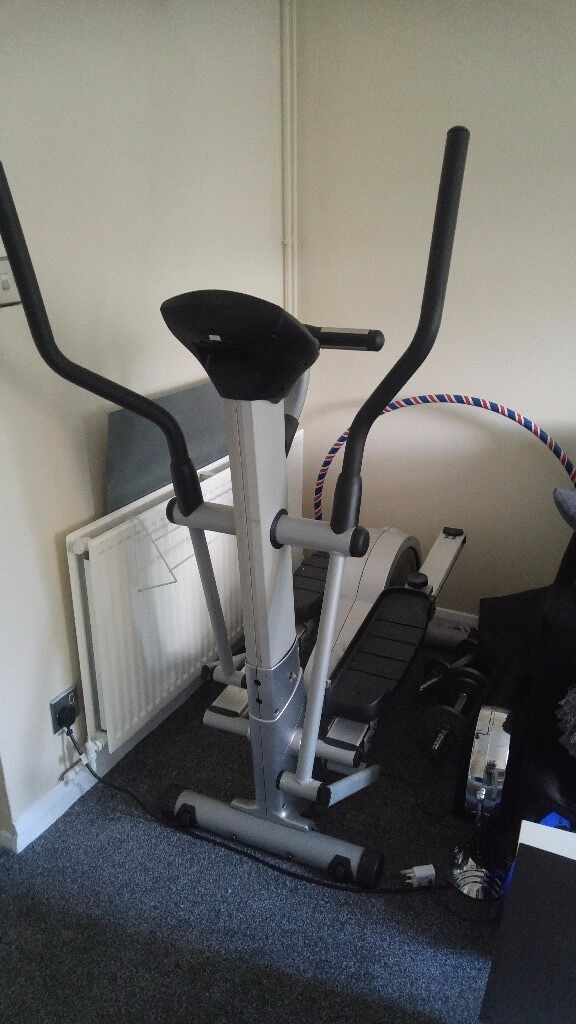 Crosstrainer fully workingprofessionalin Peterborough, CambridgeshireGumtree - fully working cross trainer, many programs great condition, collection only available now, electric great indoor fitness