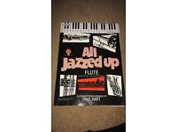 All jazzed up flute book