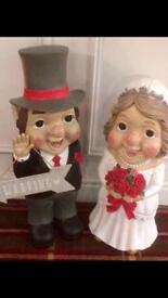 Wedding gnomes !!