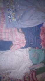 Baby girls clothes bundle 15 items MUST GO
