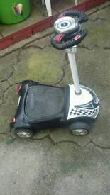 Scooter 6v electric