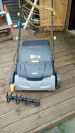 Scarifier, lawn rake, aerator, used once, 4 months old