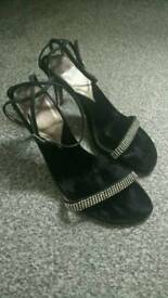 Clarks evening shoes