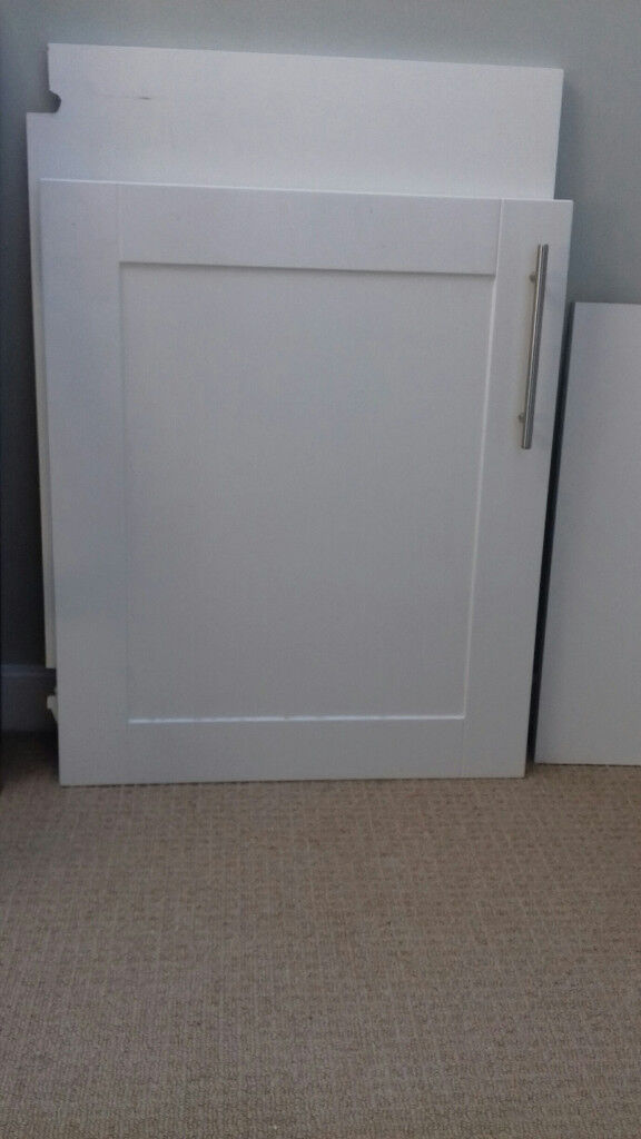Howdens Burford Integrated Door with fixings