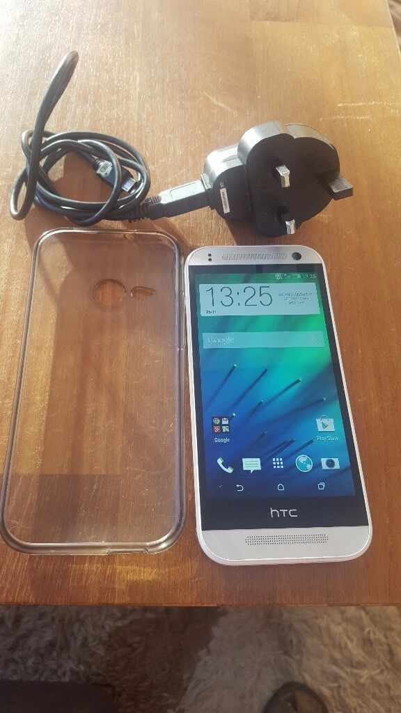 Htc one mini 2 16gb unlocked Excellent conditionin Ingleby Barwick, County DurhamGumtree - Htc one mini 2 16gb unlocked Silver Excellent condition holder & charger fully working. No swops or fake money cash on collection or delivery only. ALSO BUYING PHONES AND TABLETS GOOD CONDITION ONLY INSTANT CASH. CASH WAITING