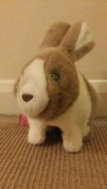 Hamleys Movers & Shakers Rocking Rabbit