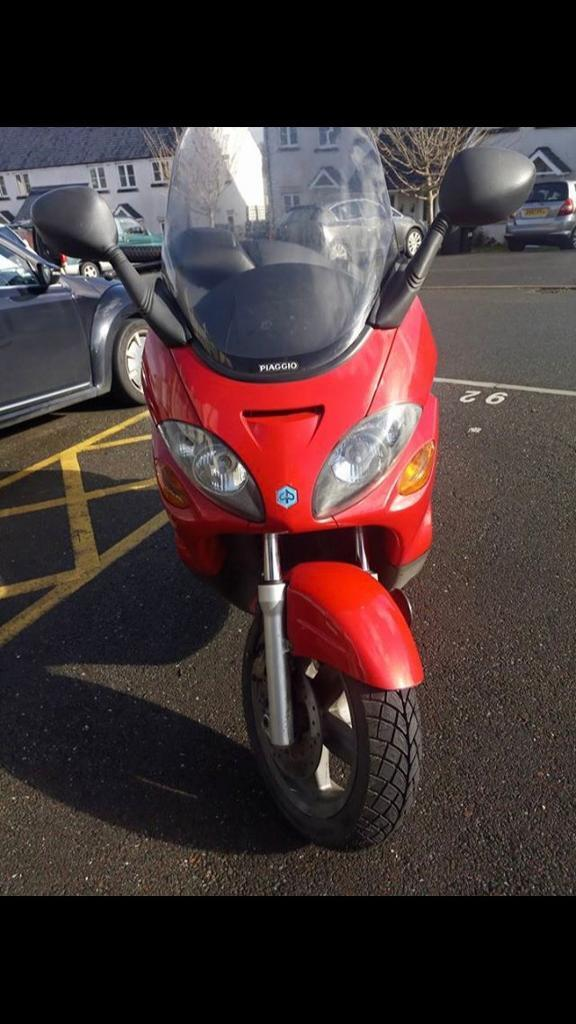 Piaggio X9 250cc swaps preferred for either 500 or 600cc but will consider  others | in Plympton, Devon | Gumtree