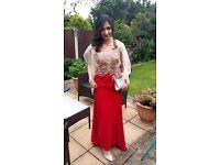 Beautiful elegant evening dress RRP £195