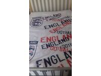 England Single Duvet Cover