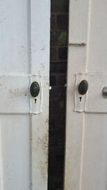 Solid wooden doors 4 available