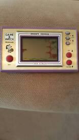Vintage Retro Nintendo Game