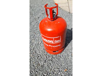 13.5 Kg Propane Gas bottle (full)