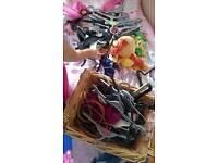 Bag of kids hangers
