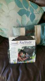 Rays hade (shade for buggy or pram)