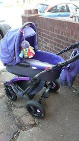 Purple Pram