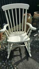 garden rocking chair for sale