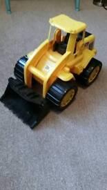 Jcb digger toy