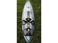 JP X-Cite Ride 95l Windsurf board.