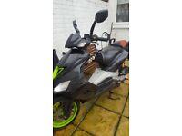 Aprilia sr 50cc moped motd next year