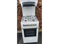 **BEKO**ASPEN**50CM**GAS COOKER**WITH EYE LEVEL GRILL**ONLY £180**COLLECTION\DELIVERY**NO OFFERS**