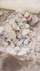 Stone grey/yellow