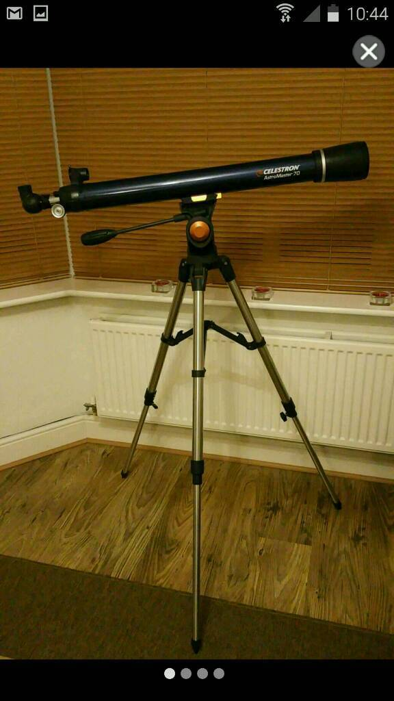 Celestron Astronomy Master 70 telescope