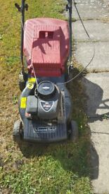 Mountfield rotary petrol lawnmower l