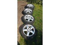 Alloy Wheels AUDI,FORD,VW,SEAT,MERCEDES