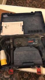 Bosh 110V hammer drill