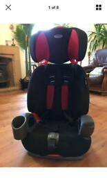 Graco toddler car seat